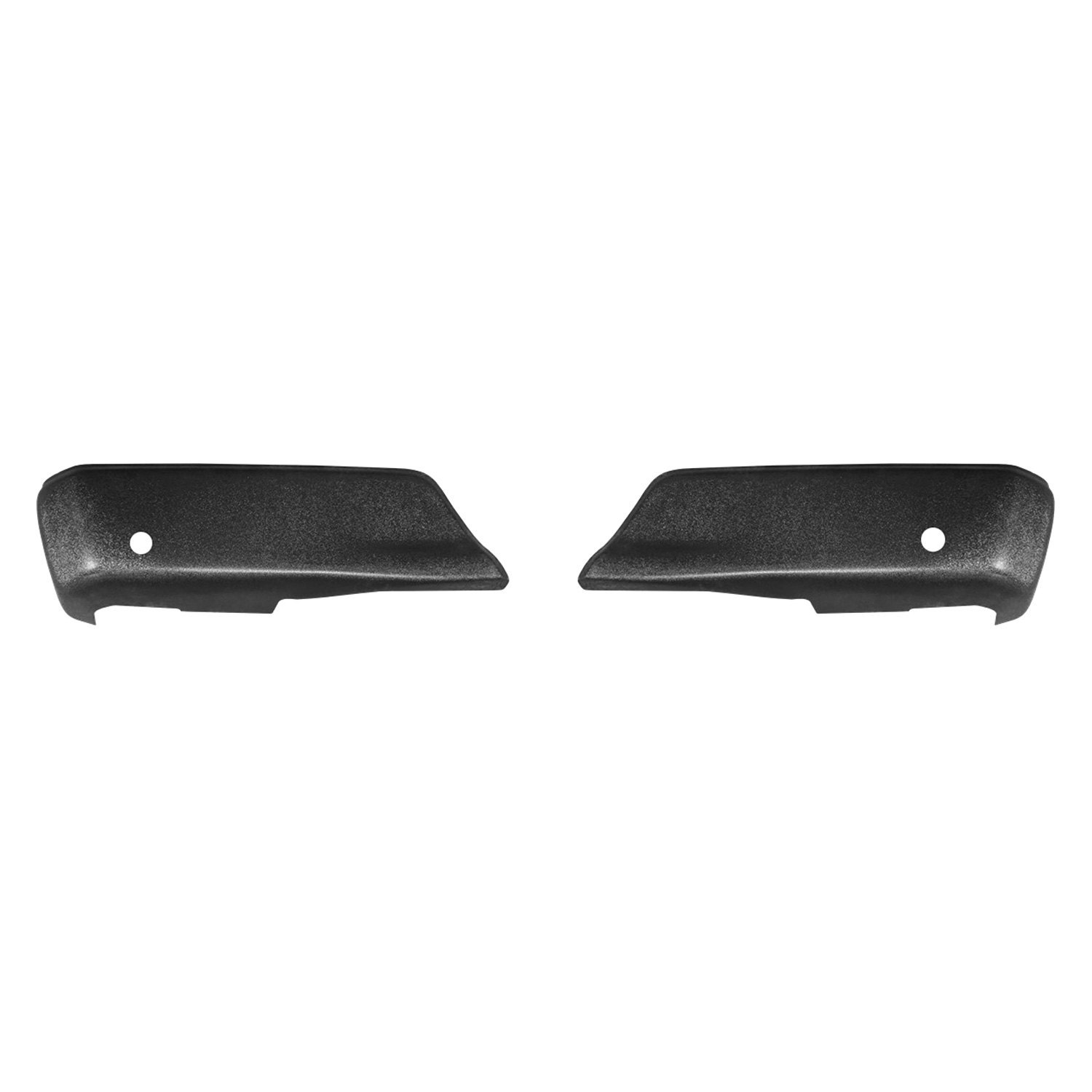 For Ford F-150 2015-2019 BumperShellz DF3010 Gloss White Rear Bumper Cover Set