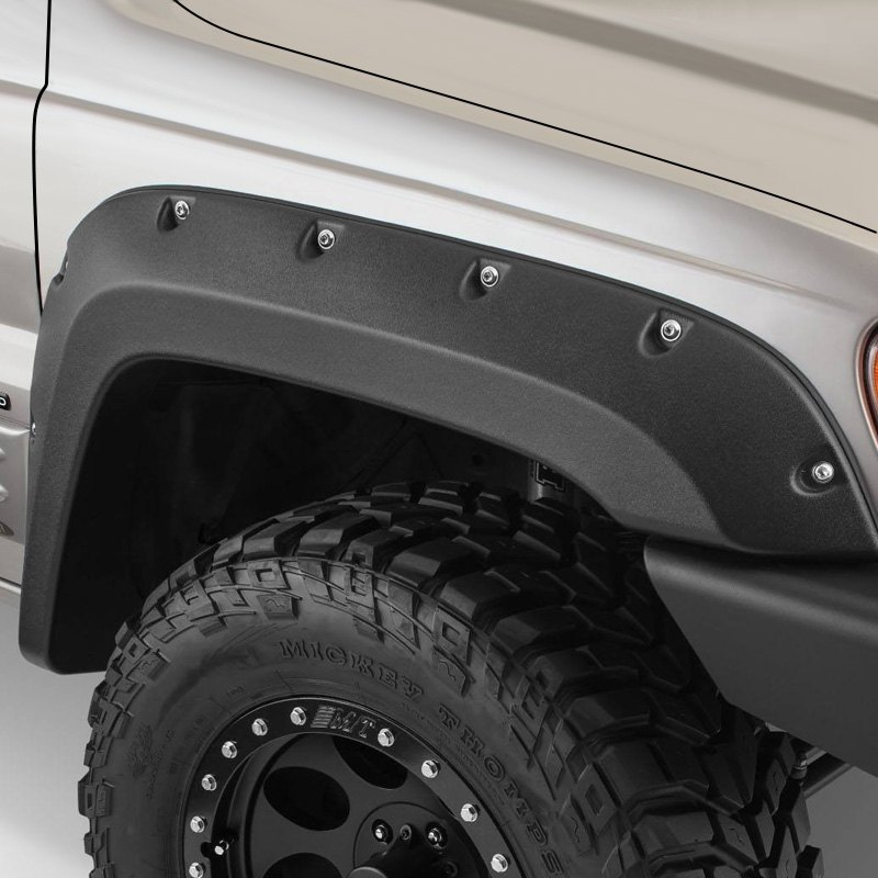 bushwacker jeep grand cherokee 2004 cut out fender flares. Cars Review. Best American Auto & Cars Review
