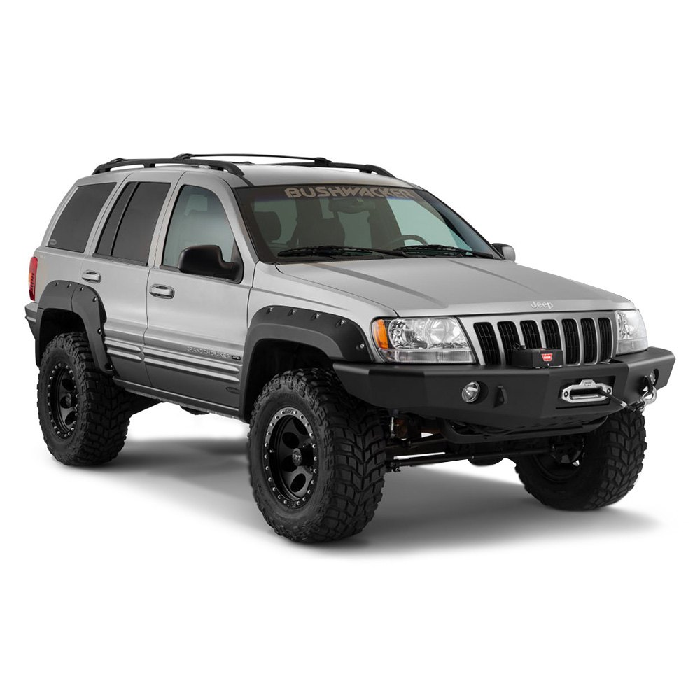 Jeep Grand Cherokee 2001 Cut-Out™ Fender Flares