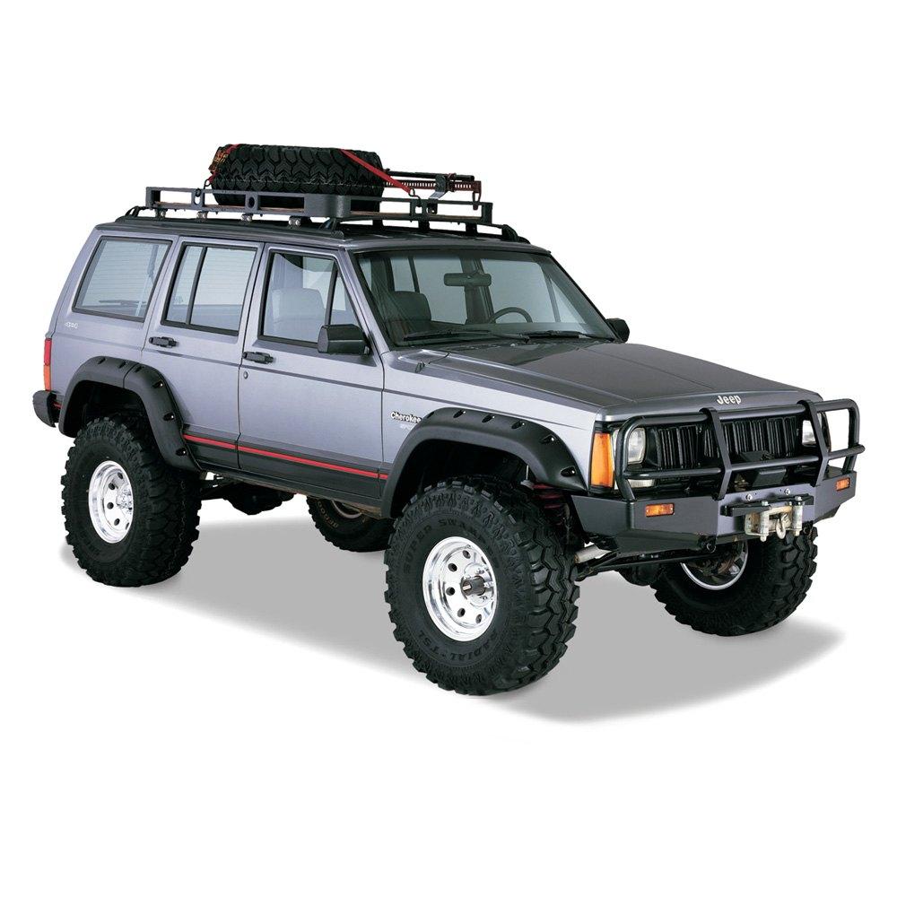 Jeep Cheroker: Jeep Cherokee Sport Utility 1984-2001 Cut