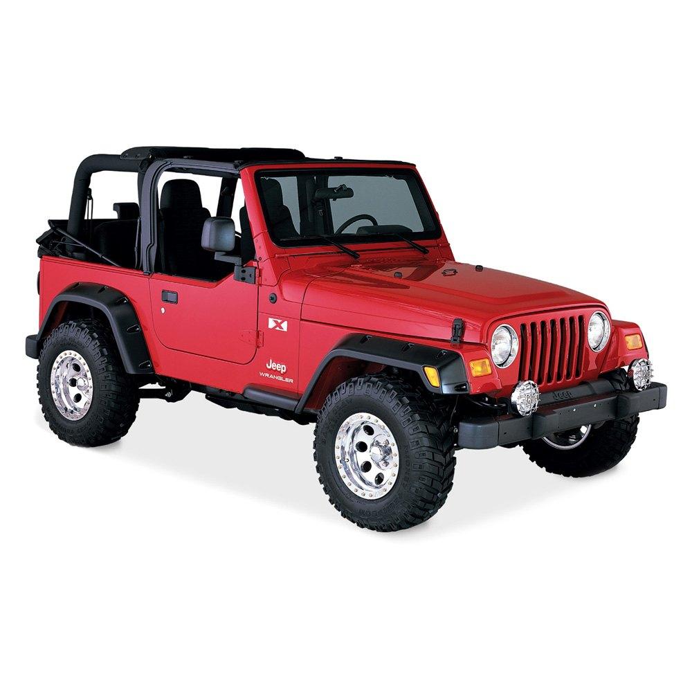 1999 Jeep Wrangler Fenders