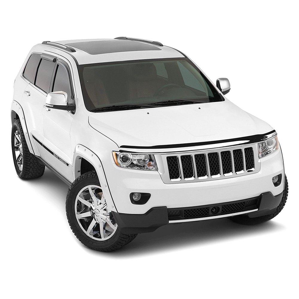 bushwacker jeep grand cherokee wk body code 2011 2016 pocket style fender flares. Black Bedroom Furniture Sets. Home Design Ideas