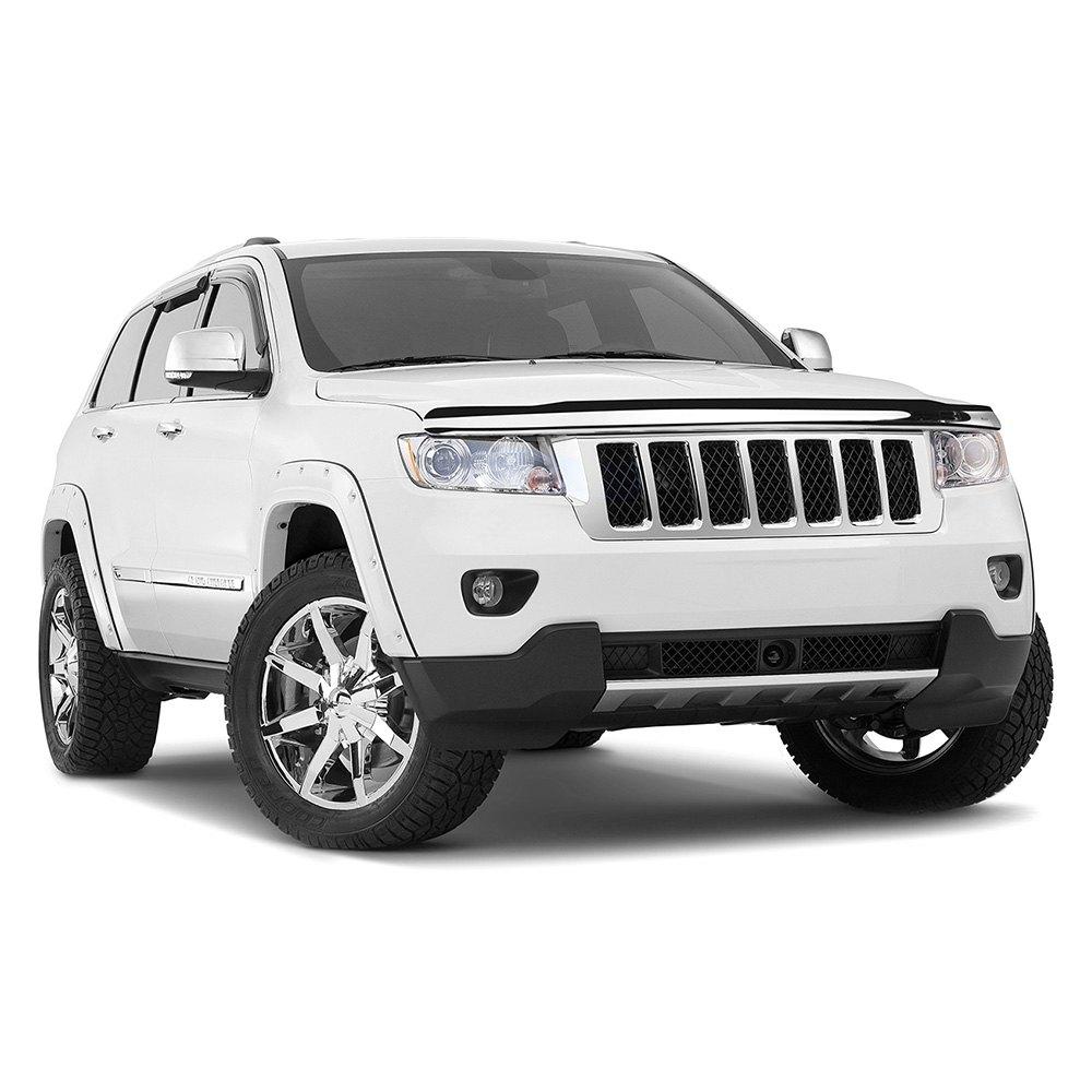 2014 Jeep Grand Cherokee Lift Kit >> Bushwacker® - Jeep Grand Cherokee WK Body Code 2014 Pocket Style™ Fender Flares