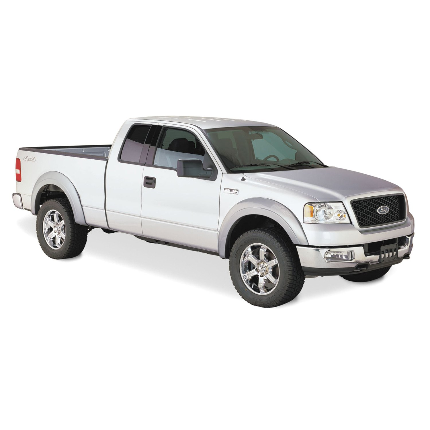 bushwacker ford f 150 2005 2008 extend a fender fender. Black Bedroom Furniture Sets. Home Design Ideas