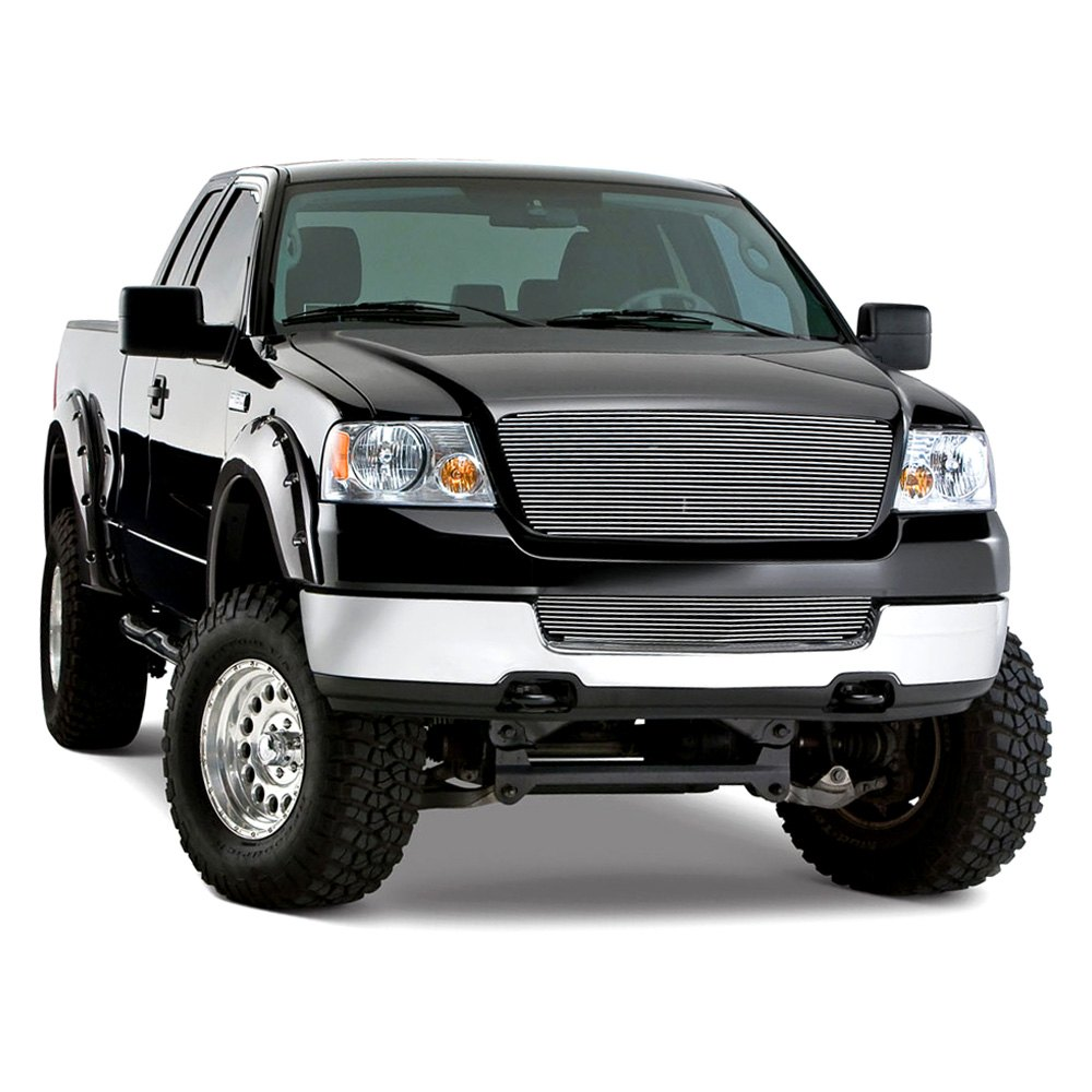 bushwacker ford f 150 2004 pocket style fender flares. Black Bedroom Furniture Sets. Home Design Ideas