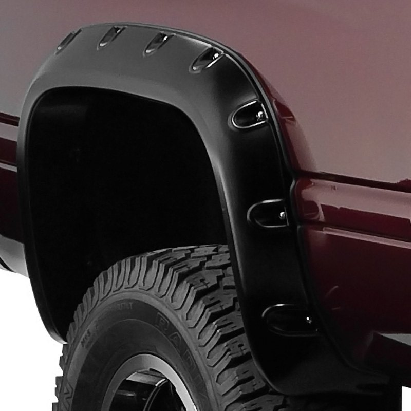 bushwacker pocket style fender flares rear set. Cars Review. Best American Auto & Cars Review