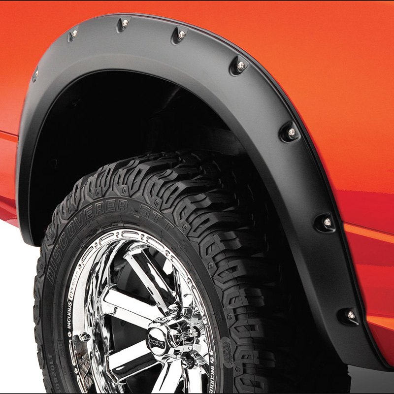 bushwacker dodge ram 2016 pocket style fender flares. Cars Review. Best American Auto & Cars Review