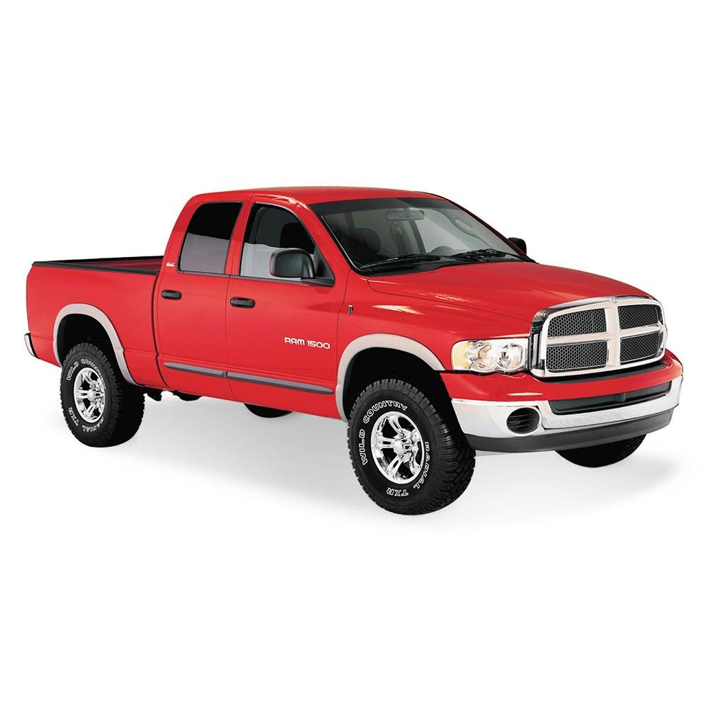 bushwacker street style front and rear fender flares. Cars Review. Best American Auto & Cars Review