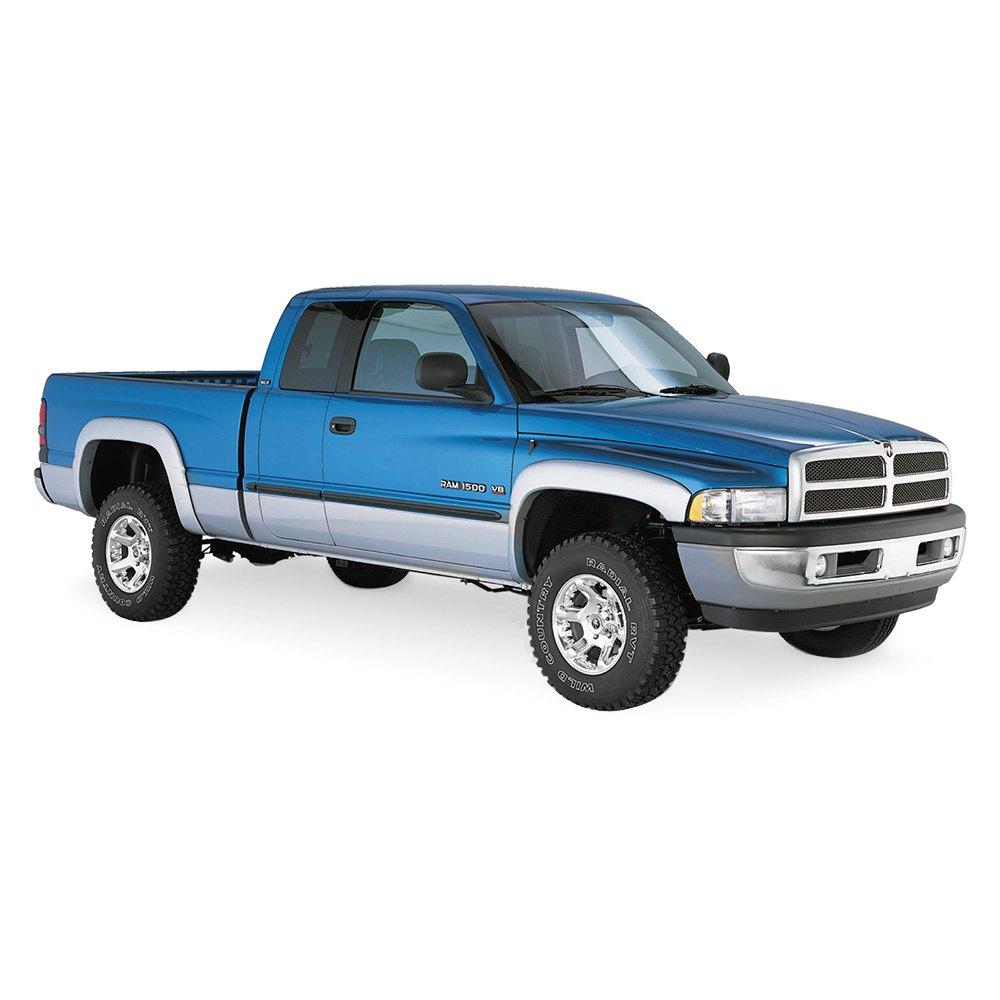Dodge Truck Fenders : Bushwacker dodge ram  oe style™ fender flares