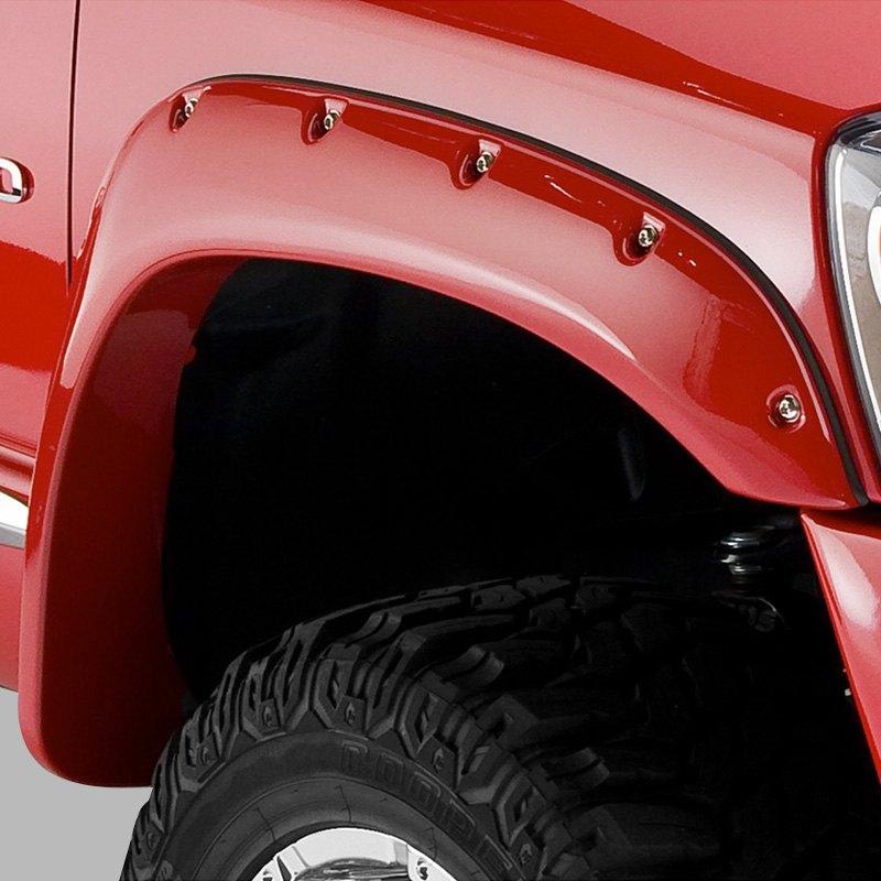 bushwacker dodge ram fleetside 2006 pocket style fender flares. Cars Review. Best American Auto & Cars Review