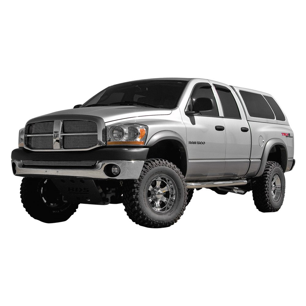 50912 02 dodge ram 2006 extend a fender front and rear set flares. Cars Review. Best American Auto & Cars Review