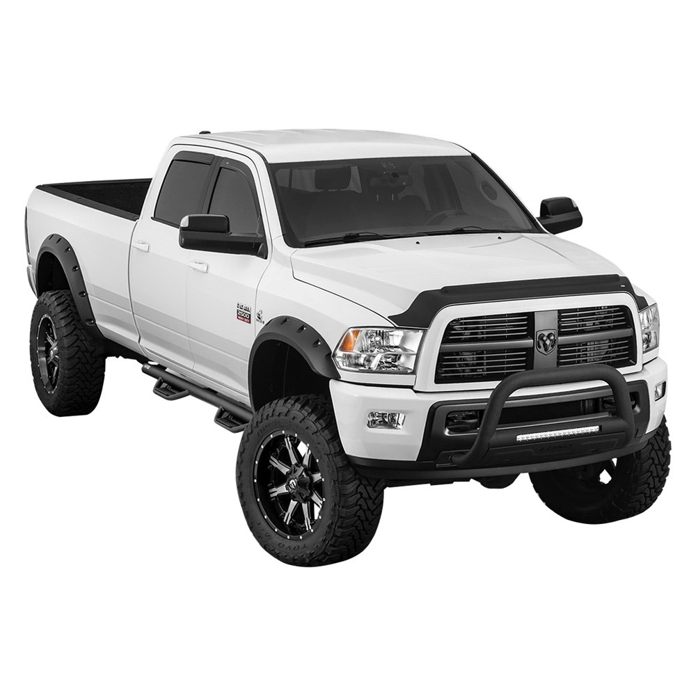 dodge ram 2500 3500 2010 2016 max coverage pocket style fender. Cars Review. Best American Auto & Cars Review