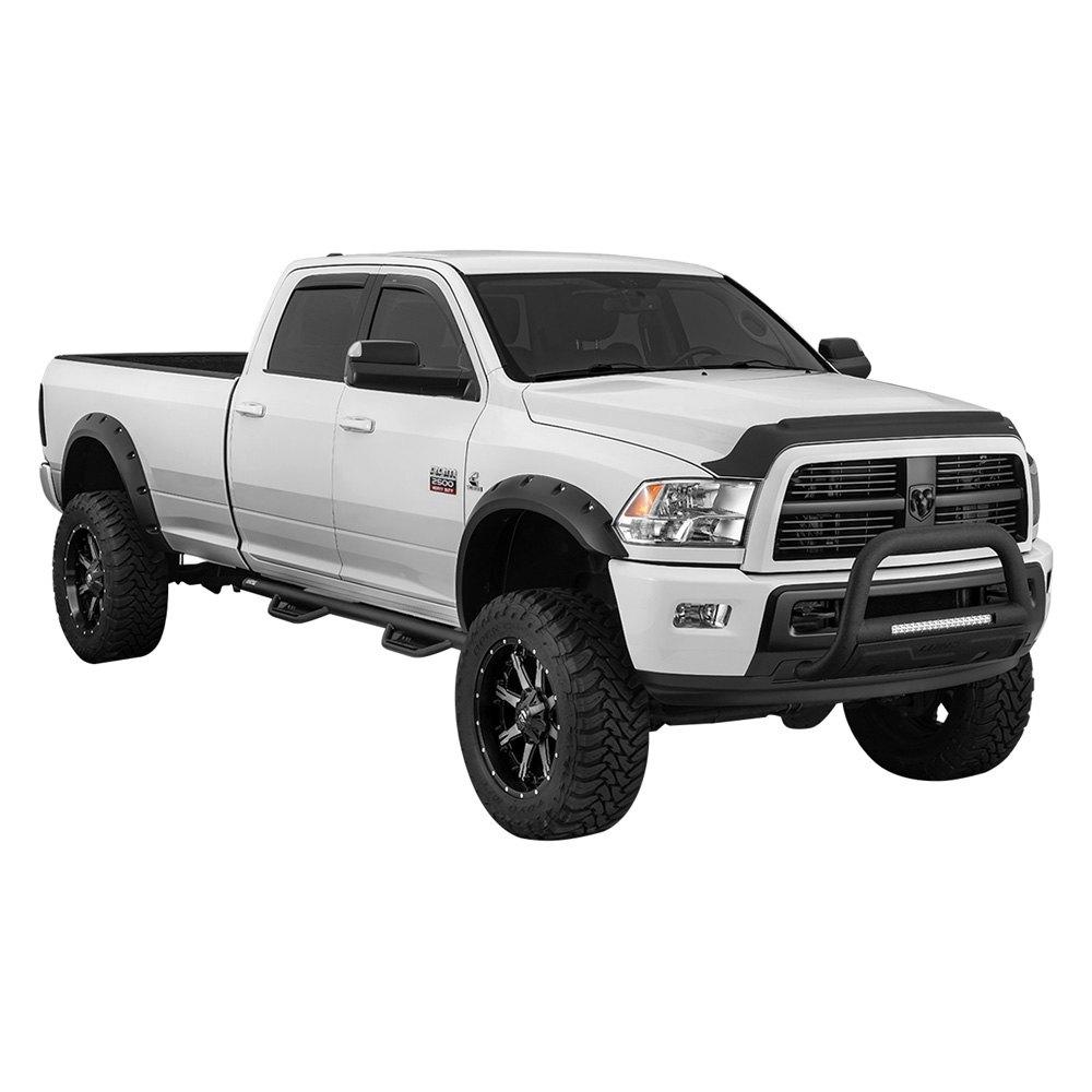 Dodge Truck Fenders : Bushwacker dodge ram  max coverage
