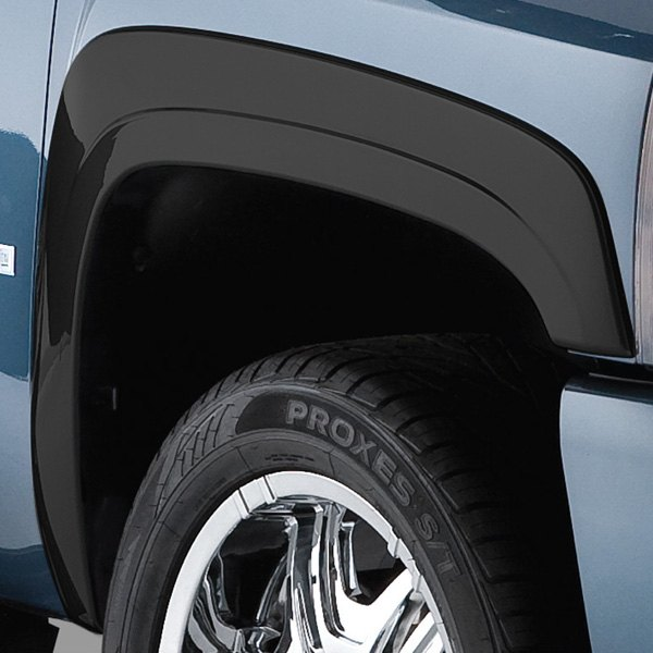 2014 Ford Escape Tires >> Bushwacker® - Chevy Silverado 2014 OE Style™ Fender Flares