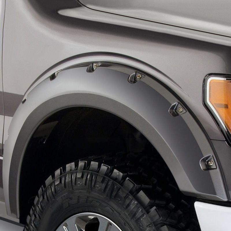 Bushwacker® - Pocket Style™ Front and Rear Fender Flares