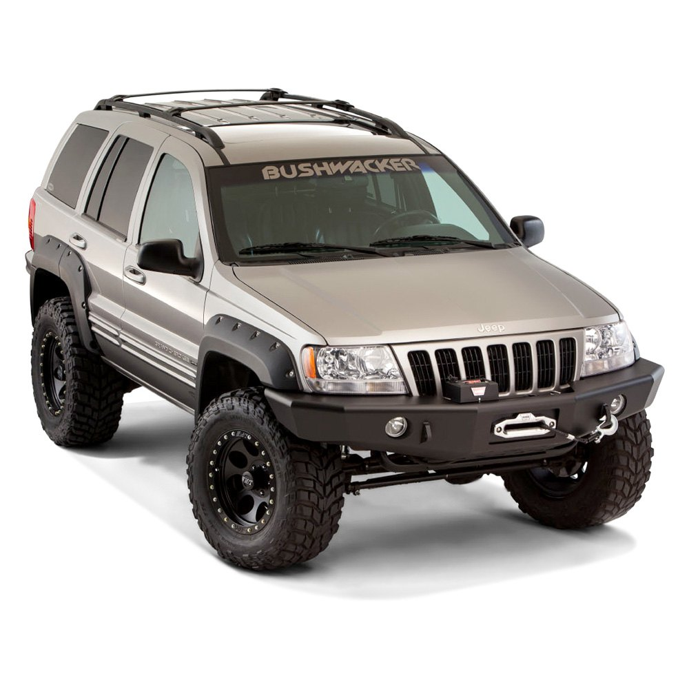 Jeep Cheroker: Jeep Grand Cherokee 1999 Cut-Out™ Matte