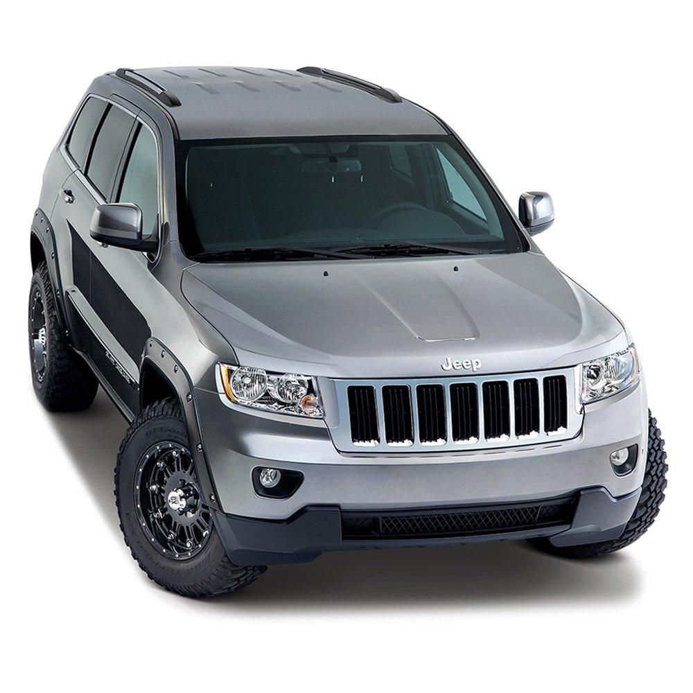 bushwacker jeep grand cherokee wk body code 2016 pocket style fender flares. Black Bedroom Furniture Sets. Home Design Ideas
