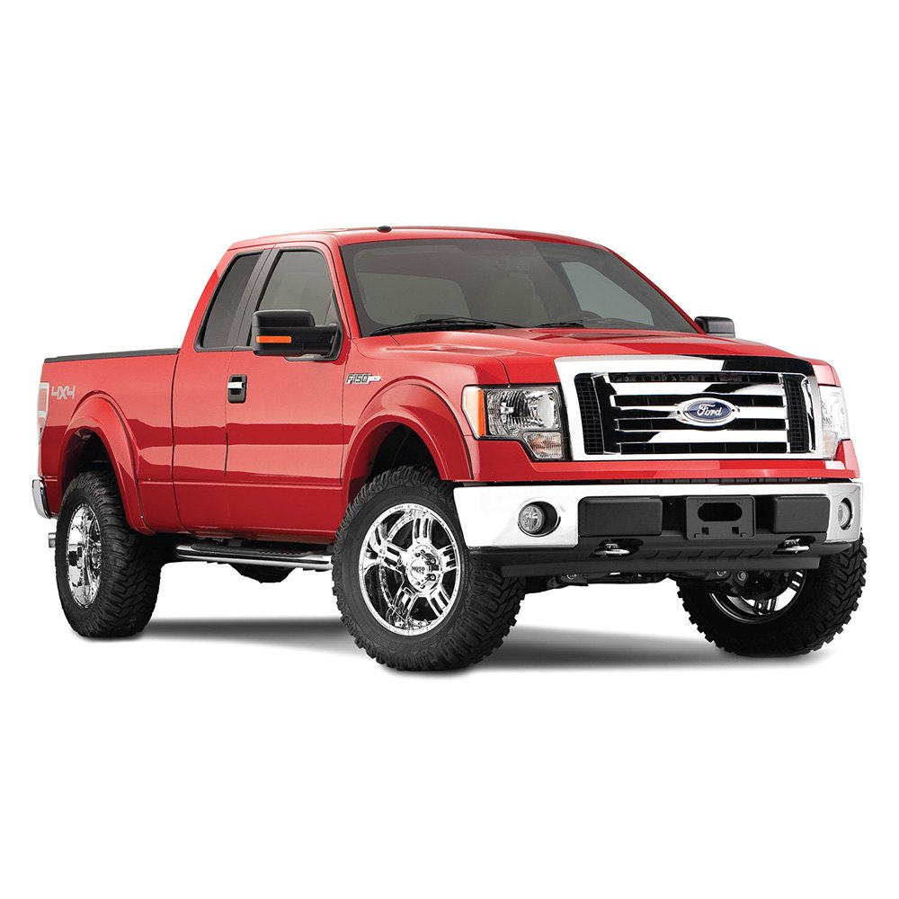 bushwacker ford f 150 2009 2010 extend a fender fender. Black Bedroom Furniture Sets. Home Design Ideas