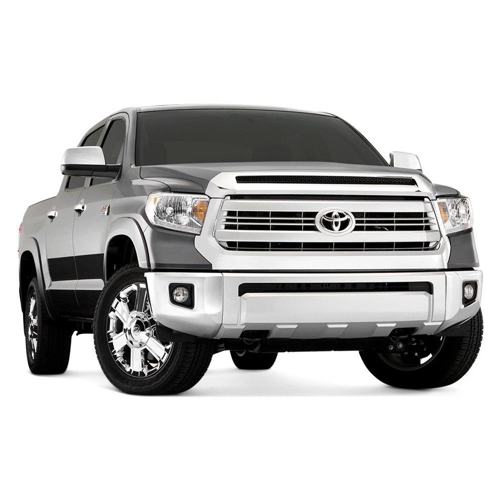 Bushwacker® - Toyota Tundra With Factory Mud Flaps 2014 ...
