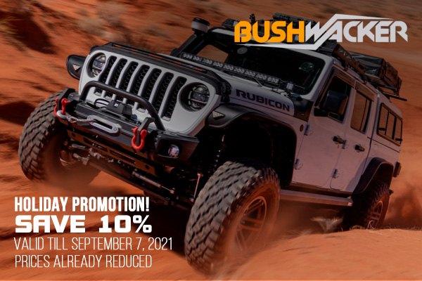 Bushwacker Promo