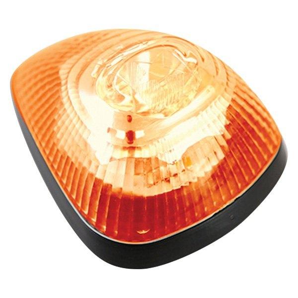 Pipe Mount Marker Amber LED Warning Light
