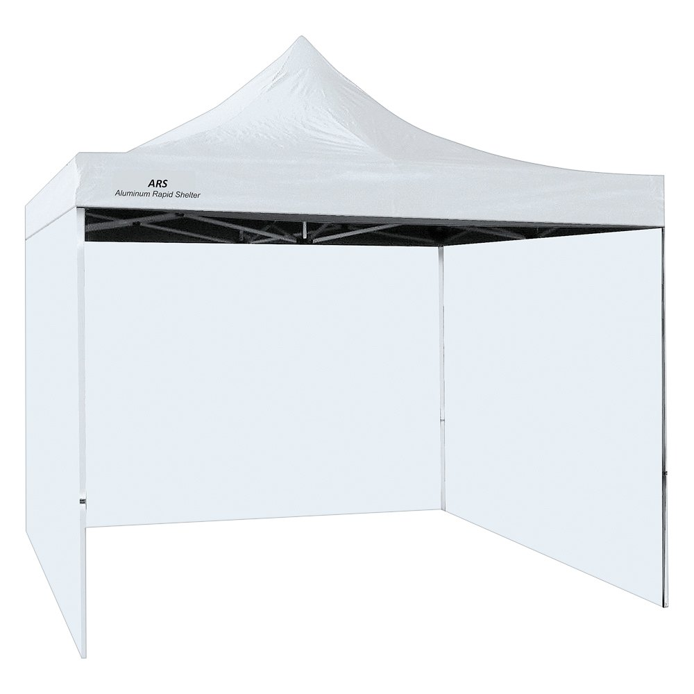 Caddis Aluminum Rapid Shelter : Caddis rs sides w  white shelter sidewall