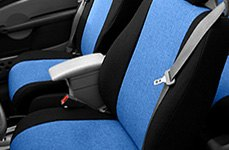 CalTrend® - Tweed Seat Covers