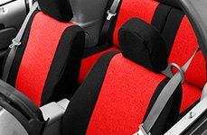 CalTrend® - Velour Seat Covers