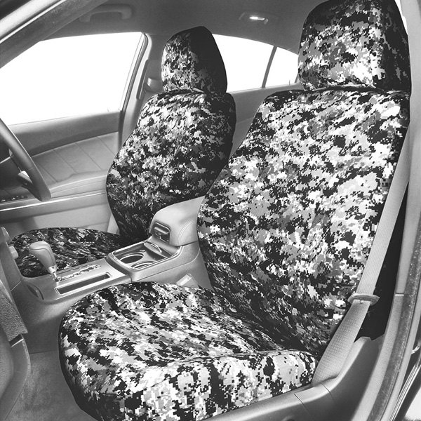 Caltrend 174 Camouflage Custom Seat Covers