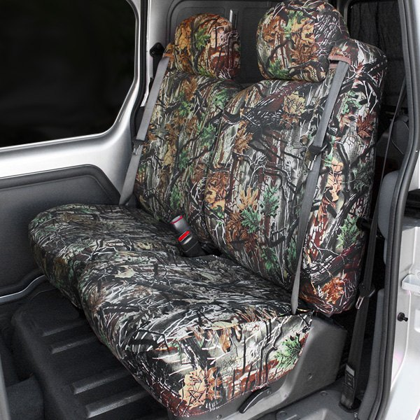 Camouflage Custom Seat Covers