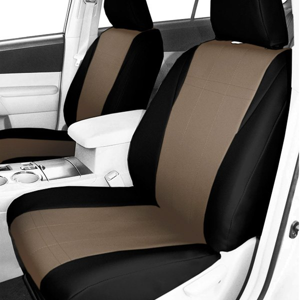 caltrend hyundai santa fe 2017 i can 39 t believe it 39 s not leather custom seat covers. Black Bedroom Furniture Sets. Home Design Ideas