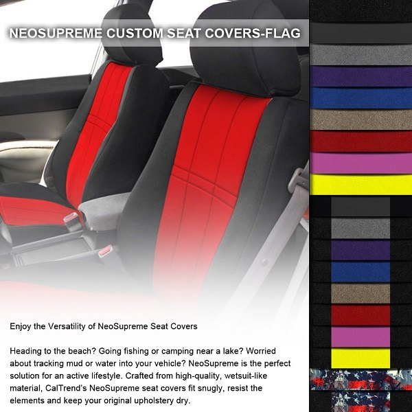 NeoSupreme Custom Seat CoversCaltrendR