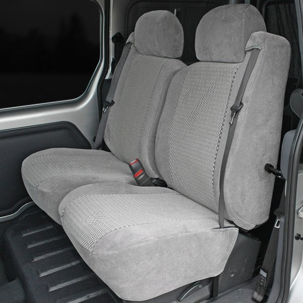 CalTrend® - Velour Custom Seat Covers