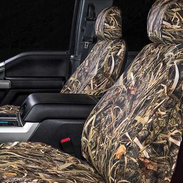 CalTrend® - Tough Camo Custom Seat Covers