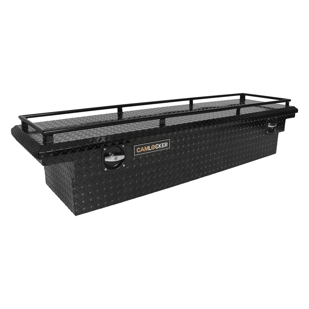 Cam Locker 174 Low Profile Single Lid Crossover Tool Box