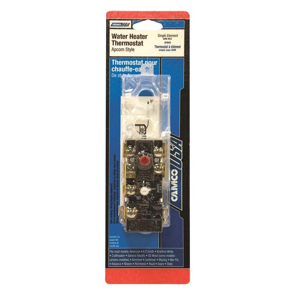 Camco 07843 apcom single element thermostat camco apcom single element thermostatcamco swarovskicordoba Gallery