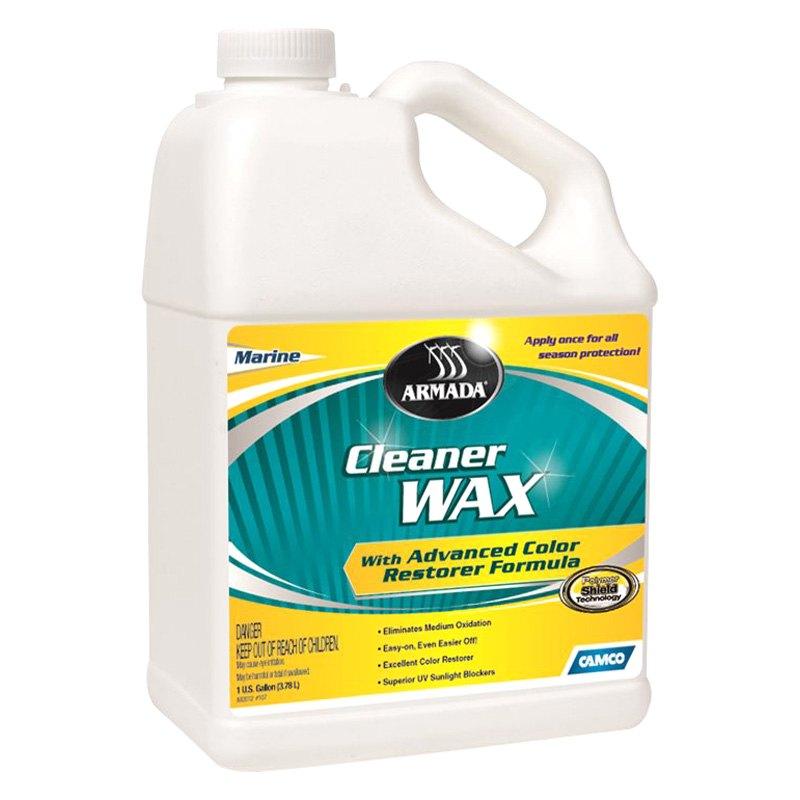 Camco 40977 Armada 1 Gal One Step Cleaner Wax 14717409773 Ebay