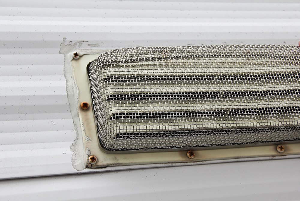 Camco 174 42147 Rv Stove Vents Insect Screen