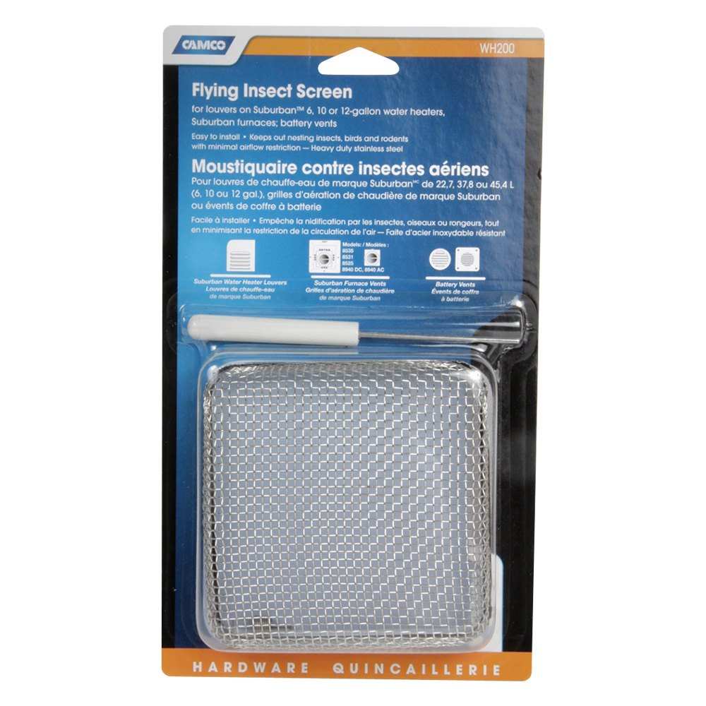 Camco 174 42150 Flying Insect Screen