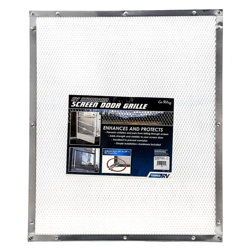 ... Standard Screen Door GrillesCamco® ...  sc 1 st  CARiD.com & Camco® 43980 - Standard Screen Door Grilles
