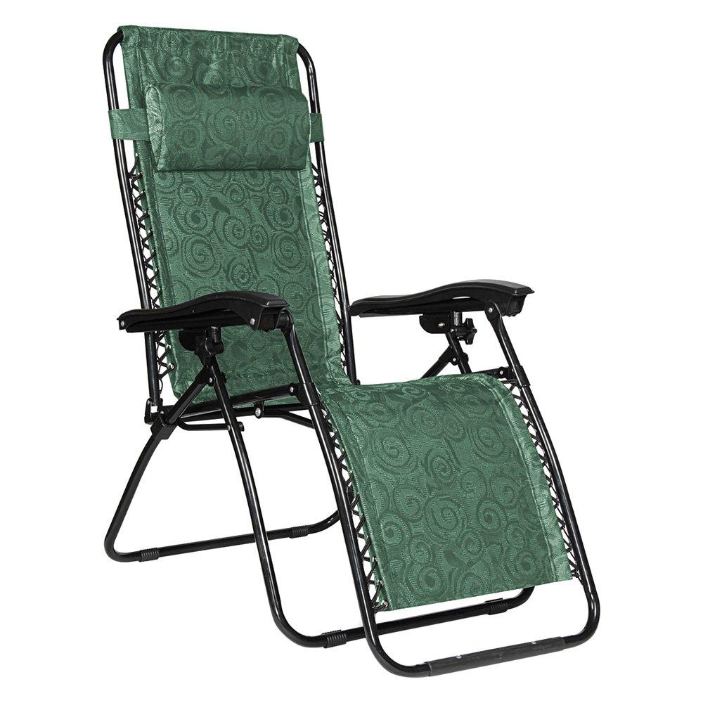 Camco 51821 zero gravity padded recliner - Fauteuil massant zero gravity ...