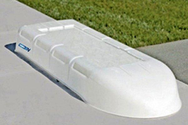 Camper Trailer Rv Mobile Home Camco Refrigerator