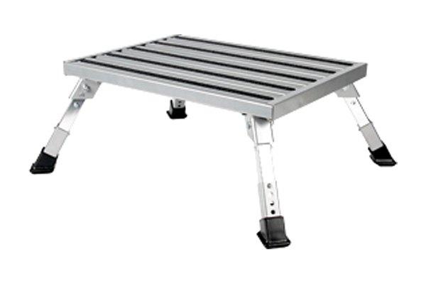 Camco 174 43676 Aluminum Platform Step Stool