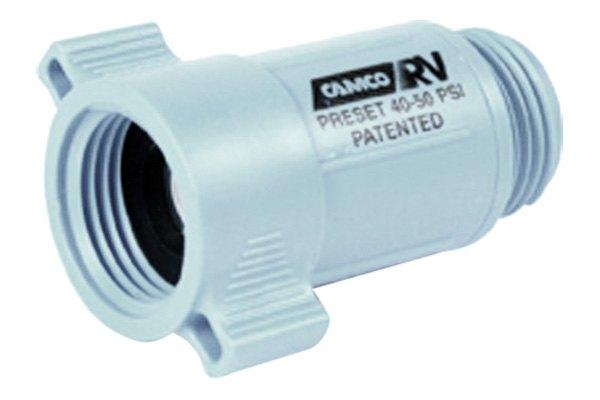 camco 40143 plastic water pressure regulator. Black Bedroom Furniture Sets. Home Design Ideas