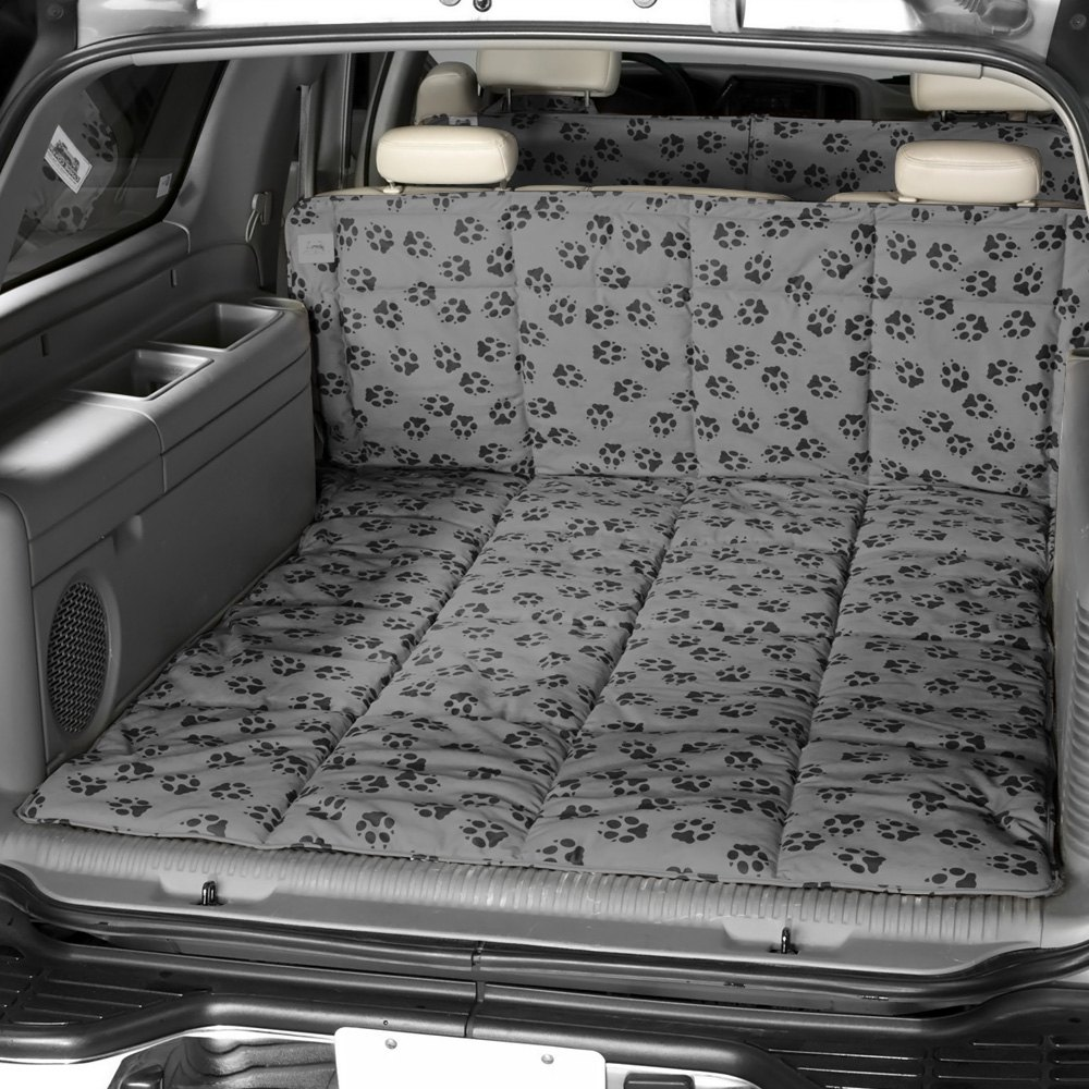 Details About For Mercedes Benz Gls450 17 18 Crypton Paw Print Fathom Cargo Liner