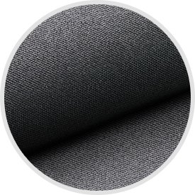 Coated Polyester Black