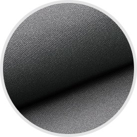 Coated Polyester Gray