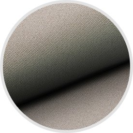 Coated Polyester Taupe