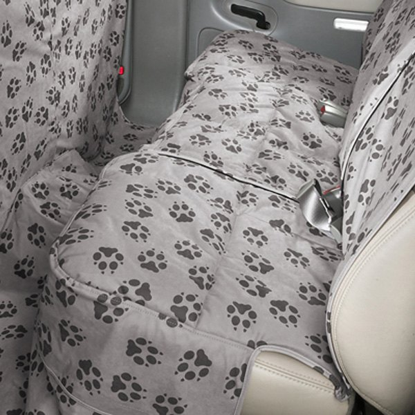 canine covers toyota rav4 le limited xle 2013 2015 custom rear seat protector. Black Bedroom Furniture Sets. Home Design Ideas