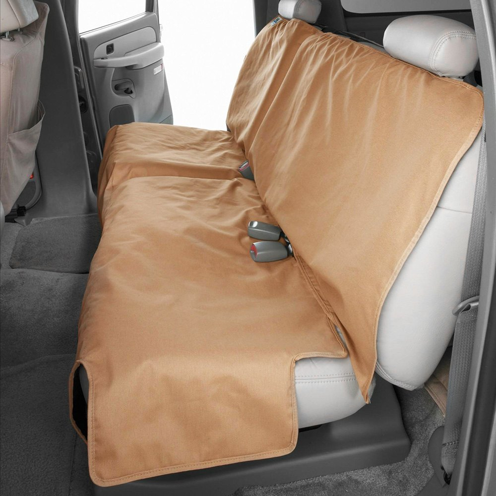 Chevy silverado dog seat covers